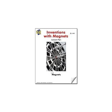 On The Mark Press Inventions With Magnets Lesson Plan Science Workbook, Grade 4 - Grade 6 [eBook]