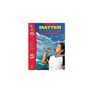 On The Mark Press Matter and Materials, Jr. Science Series Science Workbook, Grade 4 - Grade 6 [Enhanced eBook]