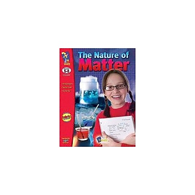 On The Mark Press The Nature of Matter Physical Education Workbook, Grade 5 - Grade 8 [Enhanced eBook]