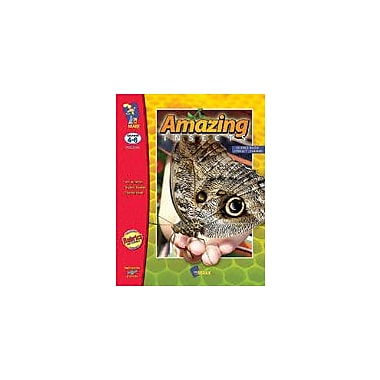 On The Mark Press Amazing Insects Grades 4-6 Science Workbook, Grade 4 - Grade 6 [Enhanced eBook]