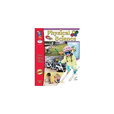 On The Mark Press Physical Science: Grade 1 Physical Education Workbook, Grade 1 [eBook]