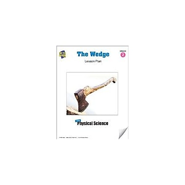 On The Mark Press The Wedge Lesson Plan Science Workbook, Grade 2 [eBook]