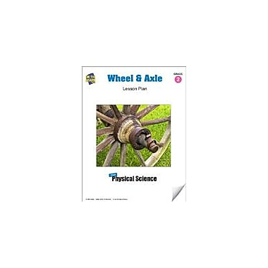 On The Mark Press Wheel and Axle Lesson Plan Science Workbook, Grade 2 [eBook]