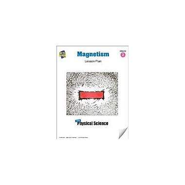 On The Mark Press Magnetism Lesson Plan Science Workbook, Grade 2 [eBook]