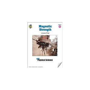 On The Mark Press Magnetic Strength Lesson Plan Science Workbook, Grade 2 [eBook]