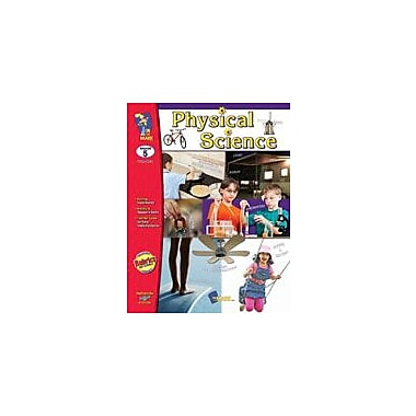 On The Mark Press Physical Science: Grade 5 Science Workbook, Grade 5 [eBook]