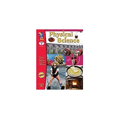 On The Mark Press Physical Science: Grade 7 Science Workbook, Grade 7 [Enhanced eBook]