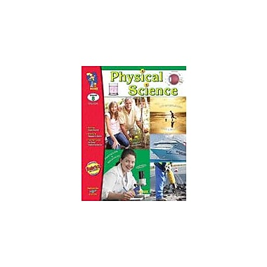 On The Mark Press Physical Science: Grade 8 Science Workbook, Grade 8 [eBook]