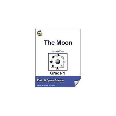 On The Mark Press The Moon Gr. 1 Science Workbook, Grade 1 [eBook]
