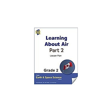 On The Mark Press Learning About Air-Part Two Gr. 2 Science Workbook, Grade 2 [eBook]