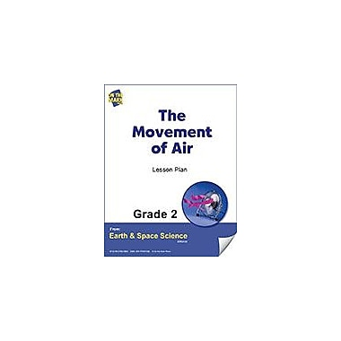 On The Mark Press The Movement of Air Gr. 2 Science Workbook, Grade 2 [eBook]
