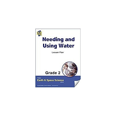 On The Mark Press Needing and Using Water Gr. 2 Science Workbook, Grade 2 [eBook]