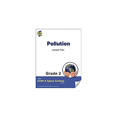 On The Mark Press Pollution Gr. 2 Science Workbook, Grade 2 [eBook]