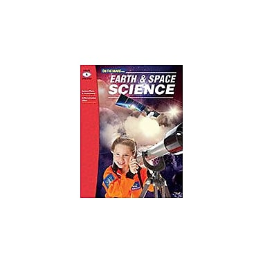 On The Mark Press Earth & Space Grade 6 Science Workbook, Grade 6 [eBook]