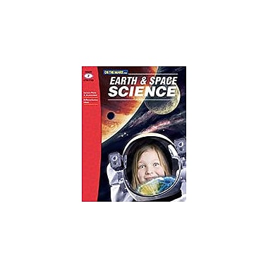On The Mark Press Earth & Space Grade 7 Science Workbook, Grade 7 [eBook]