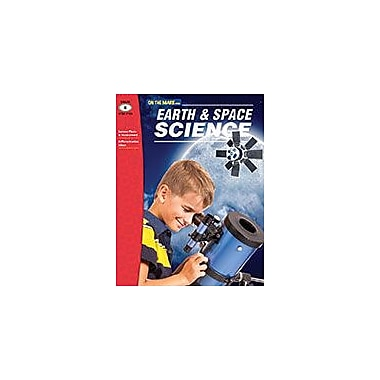 On The Mark Press Earth & Space Grade 8 Science Workbook, Grade 8 [eBook]