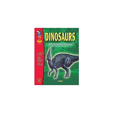 On The Mark Press Dinosaurs Science Workbook, Grade 1 [eBook]