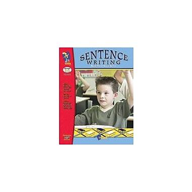 On The Mark Press Sentence Writing Language Arts Workbook, Grade 1 - Grade 3 [eBook]
