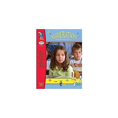On The Mark Press Numeration Math Workbook, Grade 1 - Grade 3 [eBook]