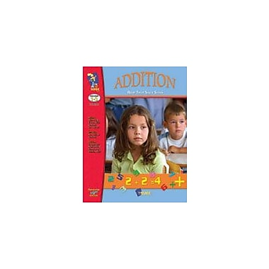 On The Mark Press Addition Drills Math Workbook, Grade 1 - Grade 3 [eBook]