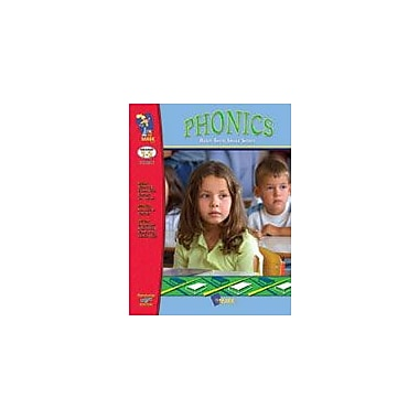 On The Mark Press Phonics Language Arts Workbook, Grade 1 - Grade 3 [eBook]