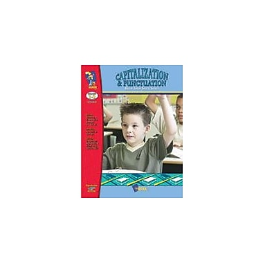 On The Mark Press Capitalization and Punctuation Language Arts Workbook, Grade 1 - Grade 3 [eBook]