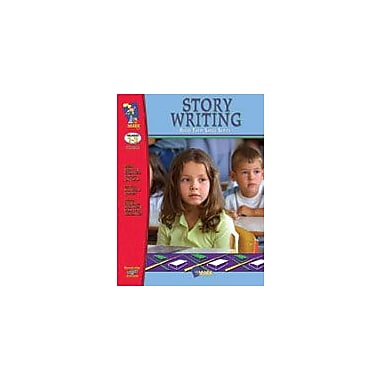 On The Mark Press Story Writing Language Arts Workbook, Grade 1 - Grade 3 [eBook]