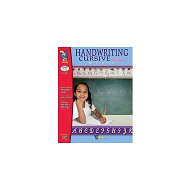 On The Mark Press Build Their Skills: Handwriting Cursive, Modern Style Language Arts Workbook, Grade 1 - Grade 3 [eBook]
