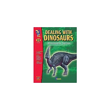 On The Mark Press Dealing With Dinosaurs Science Workbook, Grade 4 - Grade 6 [eBook]