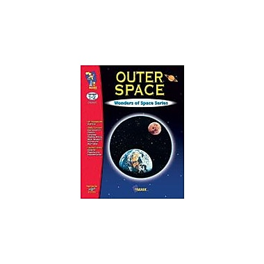 On The Mark Press Outer Space Science Workbook, Grade 1 - Grade 2 [eBook]