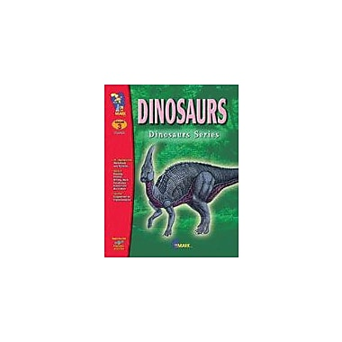 On The Mark Press Dinosaurs Science Workbook, Grade 3 [eBook]