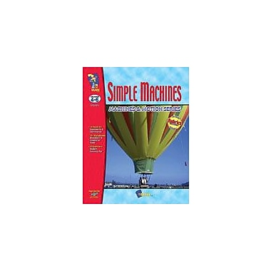On The Mark Press Simple Machines Gr. 4-6 Science Workbook, Grade 4 - Grade 6 [eBook]