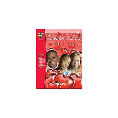 On The Mark Press Valentine's Day Other Workbook, Grade 4 - Grade 6 [eBook]
