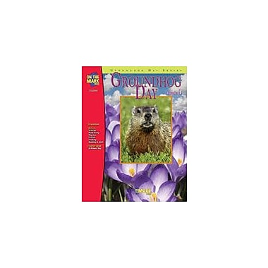On The Mark Press Groundhog Celebration Other Workbook, Grade 1 [eBook]