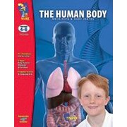 On The Mark Press The Human Body Gr. 4-6 Science Workbook, Grade 4 - Grade 6 [eBook]