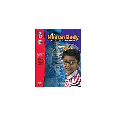 On The Mark Press Human Body Science Workbook, Grade 2 - Grade 4 [Enhanced eBook]