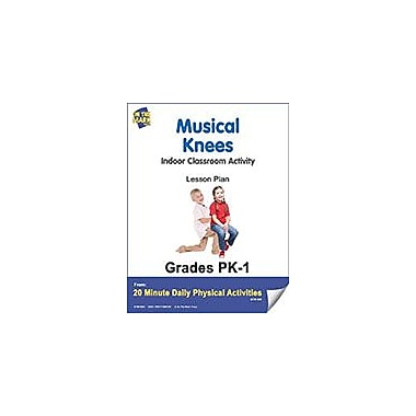 On The Mark Press Musical Knees Lesson Plan Physical Education Workbook, Kindergarten - Grade 8 [eBook]