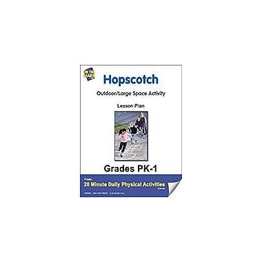 On The Mark Press Hopscotch Lesson Plan Physical Education Workbook, Kindergarten - Grade 8 [eBook]