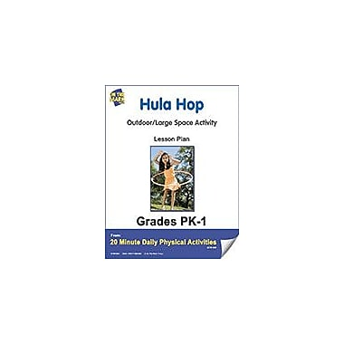 On The Mark Press Hula Hop Lesson Plan Physical Education Workbook, Kindergarten - Grade 8 [eBook]