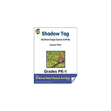 On The Mark Press Shadow Tag Lesson Plan Physical Education Workbook, Kindergarten - Grade 8 [eBook]