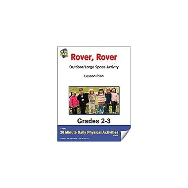 On The Mark Press Rover, Rover Lesson Plan Physical Education Workbook, Grade 2 - Grade 3 [eBook]