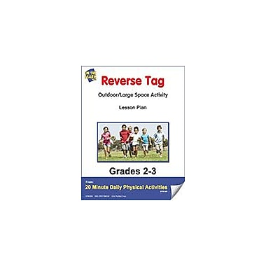 On The Mark Press Reverse Tag Lesson Plan Physical Education Workbook, Grade 2 - Grade 3 [eBook]