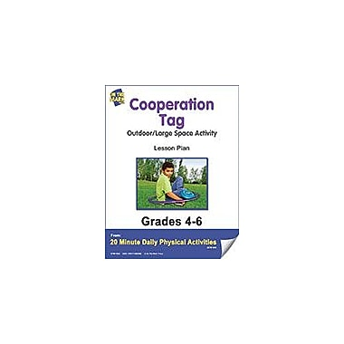 On The Mark Press Cooperation Tag Lesson Plan Physical Education Workbook, Grade 4 - Grade 6 [eBook]
