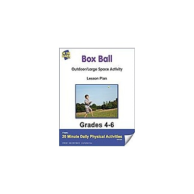 On The Mark Press Box Ball Lesson Plan Physical Education Workbook, Grade 4 - Grade 6 [eBook]