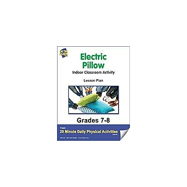 On The Mark Press Electric Pillow Lesson Plan Physical Education Workbook, Grade 7 - Grade 8 [eBook]