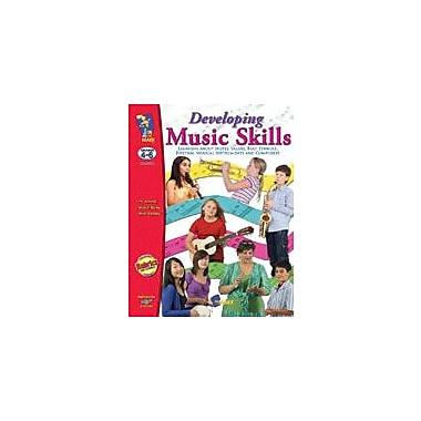 On The Mark Press Developing Music Skills Art & Music Workbook, Grade 4 - Grade 6 [Enhanced eBook]