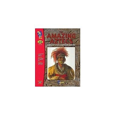 On The Mark Press Amazing Aztecs History Workbook, Grade 4 - Grade 6 [eBook]