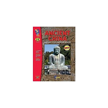 On The Mark Press Ancient China Social Studies Workbook, Grade 4 - Grade 6 [eBook]