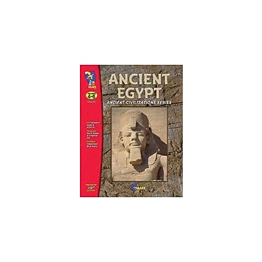 On The Mark Press Ancient Egypt Social Studies Workbook, Grade 4 - Grade 6 [eBook]