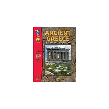 On The Mark Press Ancient Greece Social Studies Workbook, Grade 4 - Grade 6 [eBook]